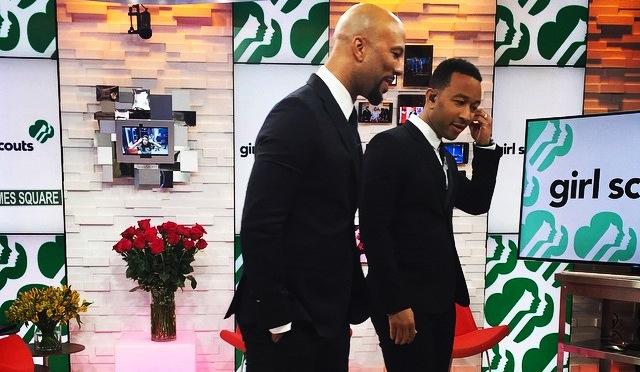 Common i John Legend też zaśpiewają na Oscarach