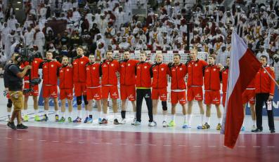 Polacy przed meczem