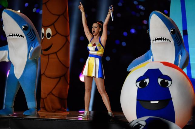 Katy Perry na Super Bowl