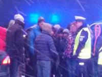 Szokujące odkrycie straży granicznej i policji z Zielonej Góry! 43 osoby w jednym mercedesie. ZDJĘCIA