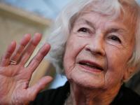 Ewa Kopacz spotkała się z Danutą Szaflarską. Aktorka kończy 100 lat