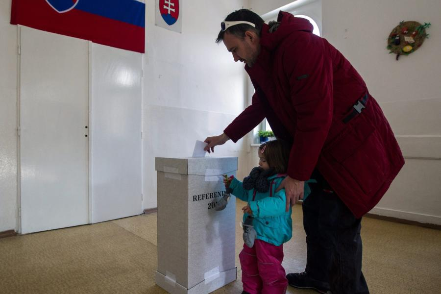 Referendum na Słowacji