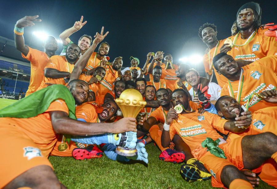 Wybrzeże Kości Słoniowej zdobyło Puchar Narodów Afryki