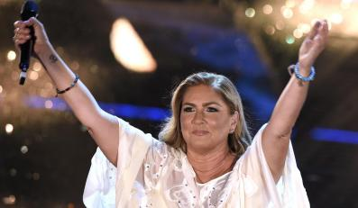 Romina Power na Sanremo Italian Song Festival 2015