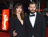 """Dakota Johnson i Jamie Dornan na premierze """"Pięćdziesięciu twarzy Greya"""" w Berlinie"""