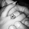 Zaręczynowy pierścionek Gagi