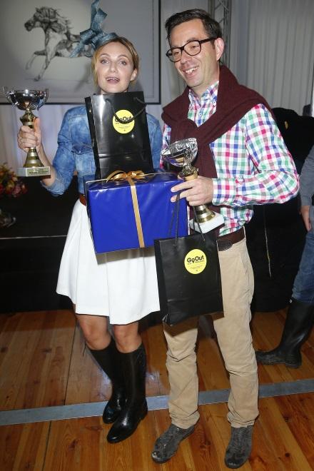 Sylwia Gliwa i Marcin Biernacki