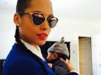 Alicia Keys pochwaliła sięsynkiem [ZDJĘCIA]