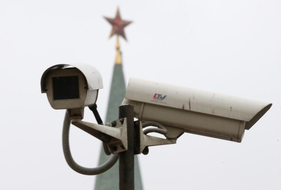 Kamery w miejscu zabójstwa Borysa Niemcowa
