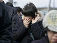 Japonia oddaje hołd ofiarom tsunami. ZDJĘCIA