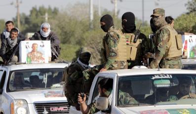 Szyickie bojówki w Iraku