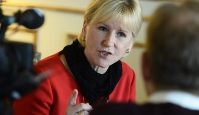 Szefowa szwedzkiej dyplomacji, Margot Wallstrom