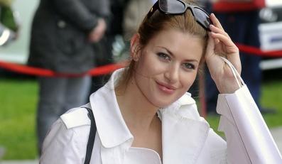 Aktorka Aleksandra Kisio