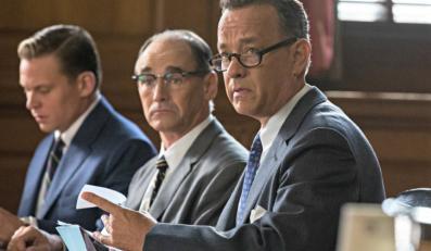 Tom Hanks prawnikiem w czasie zimnej wojny