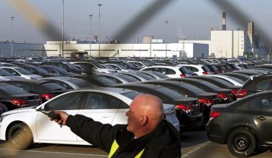 General Motors zrewidował swoje plany biznesowe w Rosji
