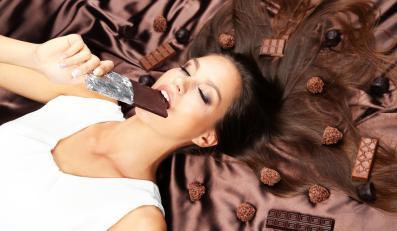 Słodka prawda do czekoladzie