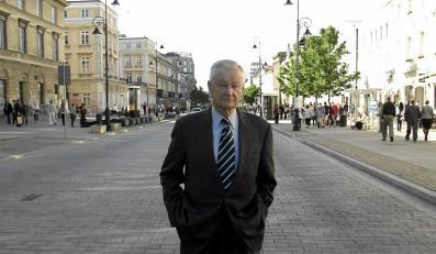 Zbigniew Brzeziński, politolog i były doradca prezydenta USA Jimmy'ego Cartera