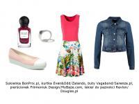 Wiosenne sukienki dla fanek różnych modowych klimatów. STYLIZACJE