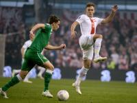 Dramatyczna końcówka w Dublinie. Irlandia - Polska 1:1. ZDJĘCIA