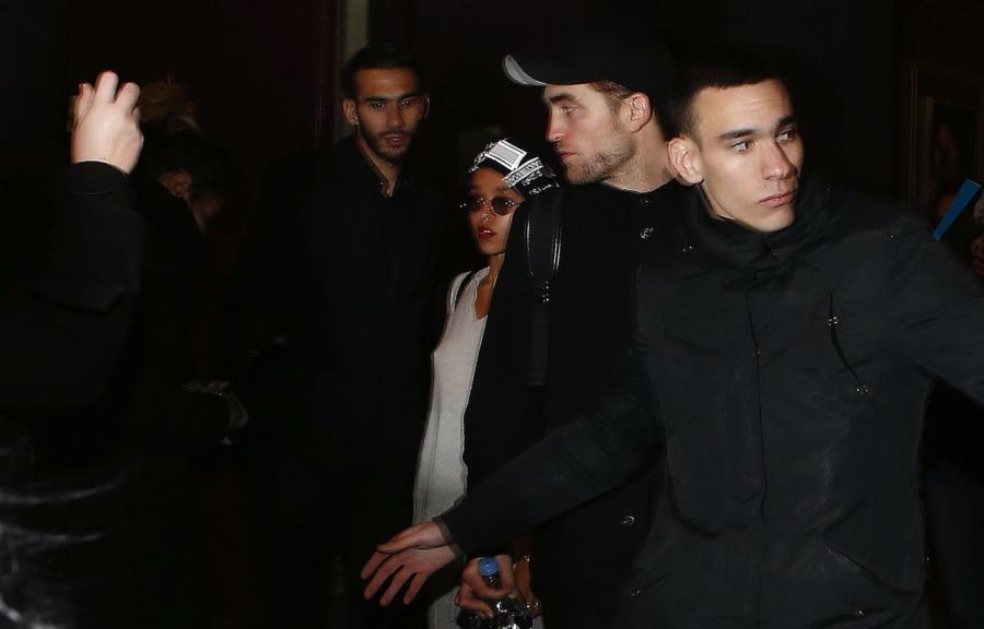 FKA twigs i Robert Pattinson zaręczeni