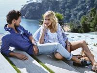 Anja Rubik i Sasha Knezevic dla Massimo Dutti. Piękni i stylowi!