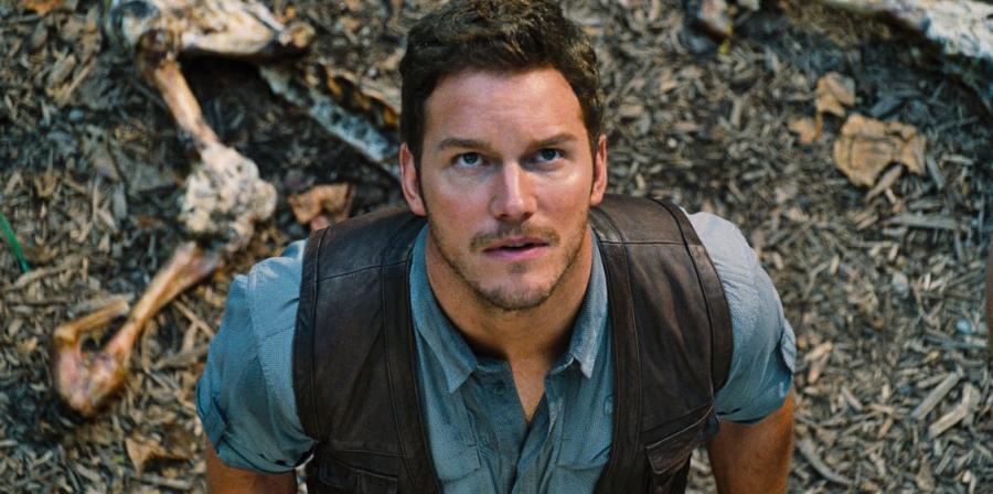 Chris Pratt w filmie \