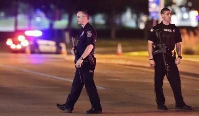 Policja w Garland