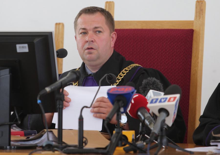 Wyrok sądu na rodziców Szymona z Będzina