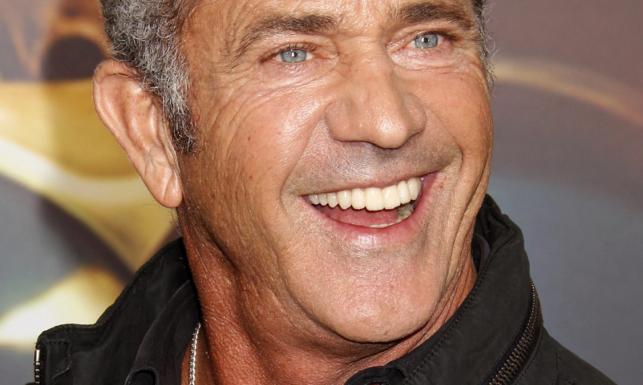 Mel Gibson wbił sięna premierę \