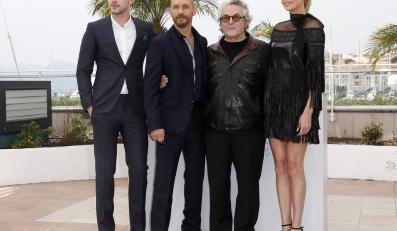 """Twórcy filmu """"Mad Max"""" w czasie Festiwalu w Cannes"""
