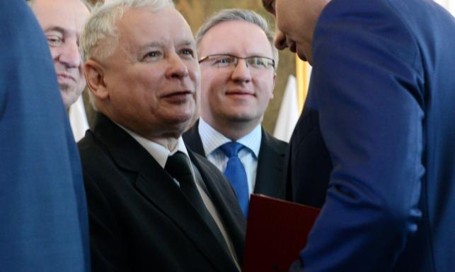 Andrzej Duda odebrał uchwałę Państwowej Komisji Wyborczej o wyborze na prezydenta RP