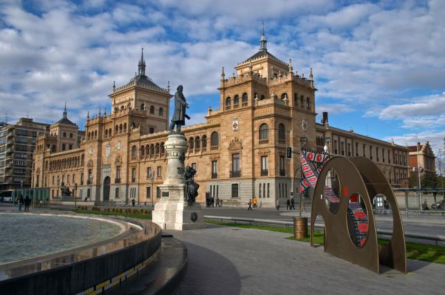 Kastylia winem płynąca. Co zobaczyć w Valladolid?