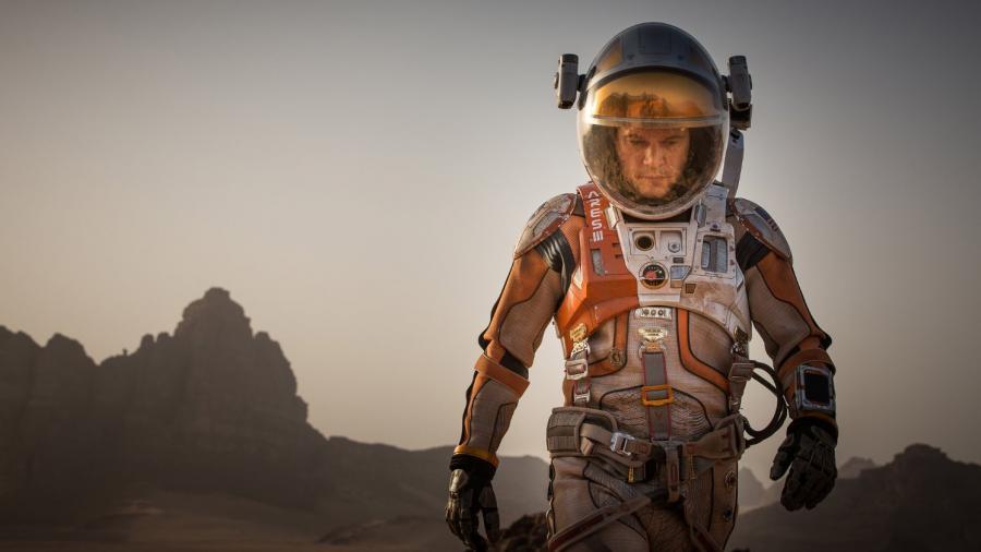 Astronauta Matt Damon w nowym filmie Ridley\'a Scotta