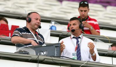 Wojciech Kowalczyk i Mateusz Borek