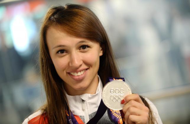 Dziewczyna na medal. Katarzyna Niewiadoma wróciła do Polski