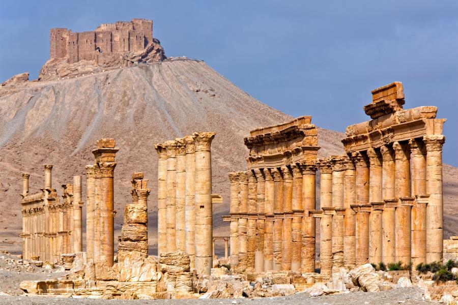 Ruiny Palmyry