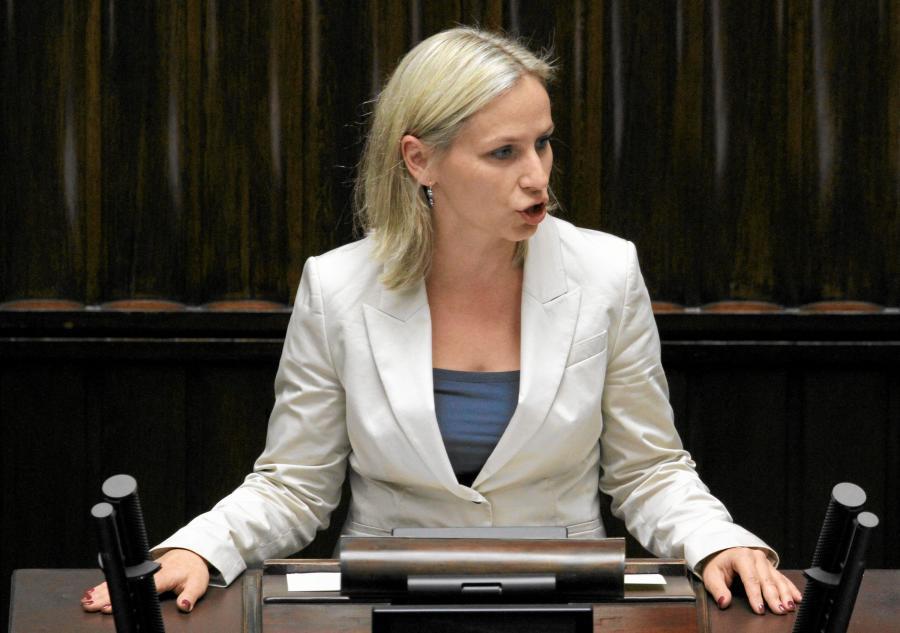 Wiceminister cyfryzacji Małgorzata Olszewska