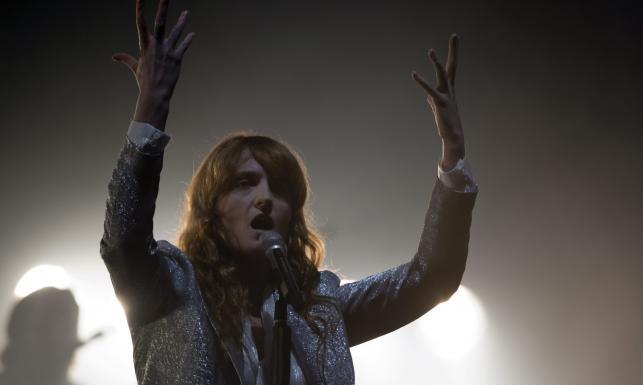 Florence Welch godnie zastąpiła Foo Fighters – zobacz!