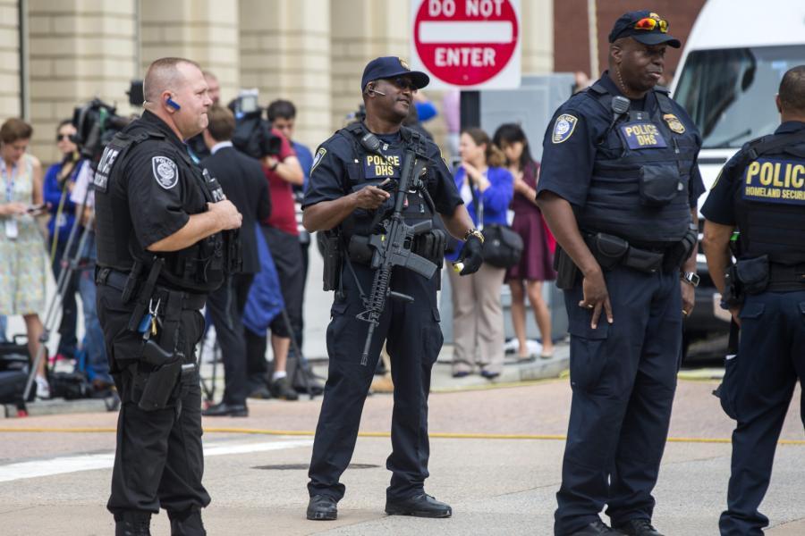 Służby bezpieczeństwa w Waszyngtonie