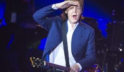 Paul McCartney na scenie Roskilde Festival 2015