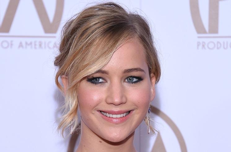 Jennifer Lawrence już przebolała Chrisa Martina