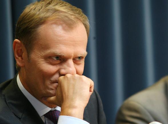Tusk: Będzie odpowiedź na ataki Rosji