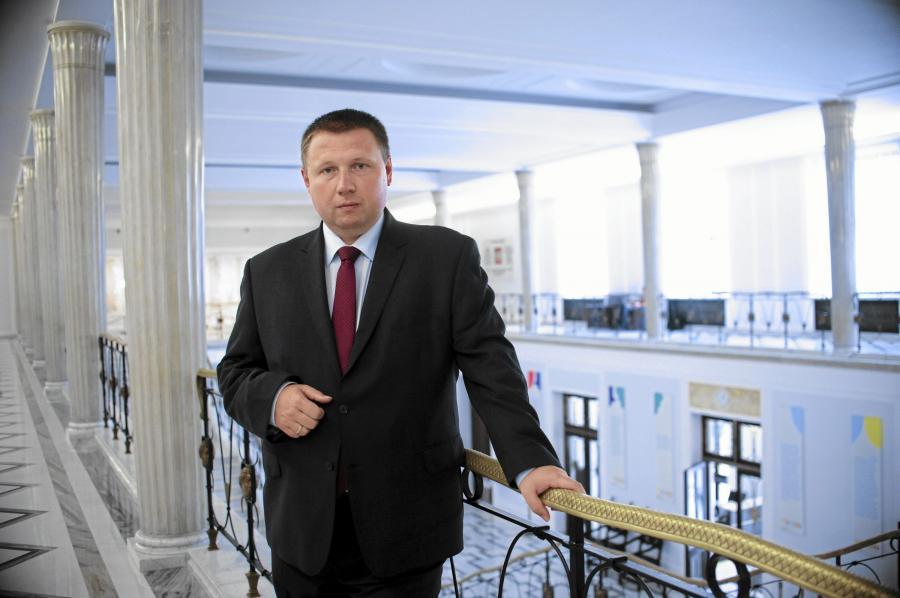 Marcin Kierwiński, szef gabinetu politycznego premier Ewy Kopacz
