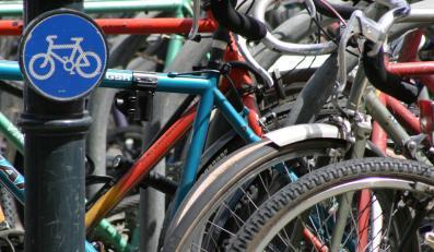 Kup rower od policjanta