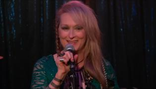 Rock'n'rollowa Meryl Streep śpiewa Lady Gagę