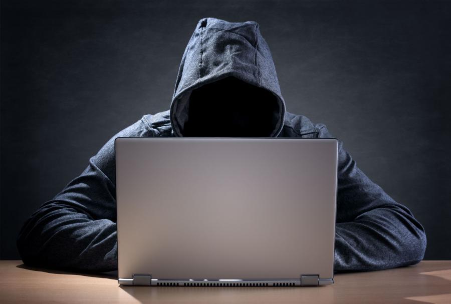 Przestępca w internecie