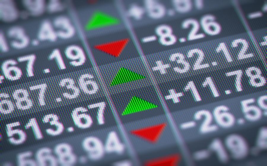 Notowania na giełdzie