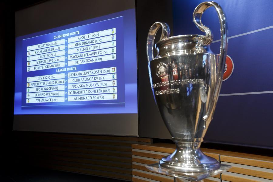 Trofeum Ligi Mistrzów