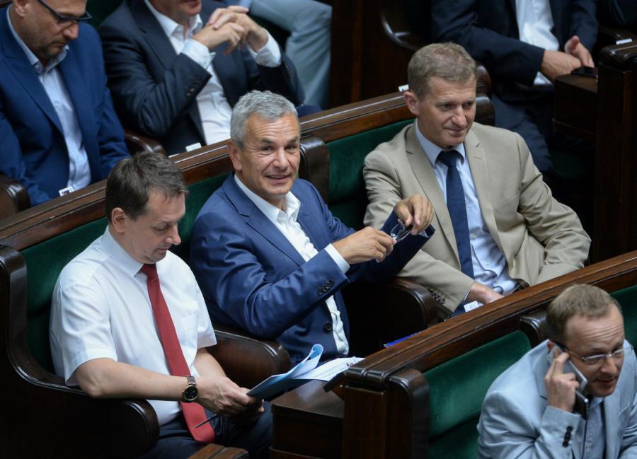 Były minister sportu Andrzej Biernat