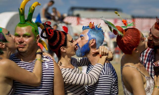 Miłość, muzyka i zabawa po węgiersku. Sziget Festival najlepszą imprezą w Europie?